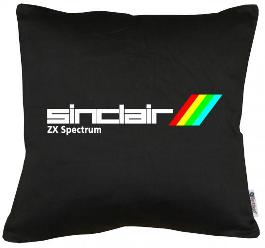 Sinclair ZX Spectrum Kissen mit Füllung 40x40cm