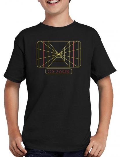 Stay on Target Computer T-Shirt