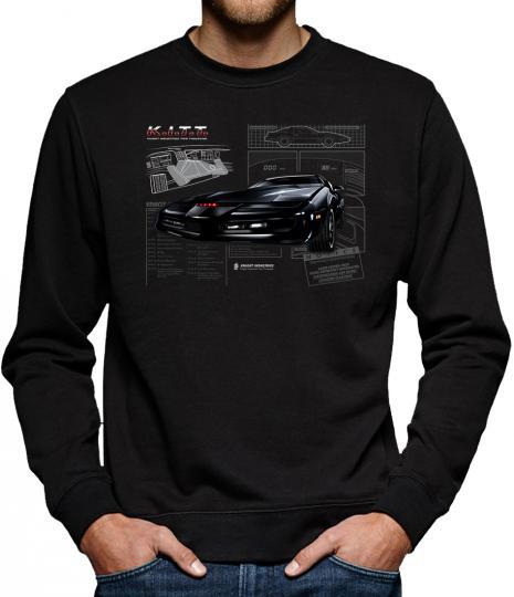 TLM Kitt Collage Sweatshirt Pullover Herren
