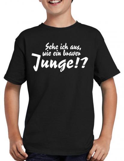 Braver Junge T-Shirt
