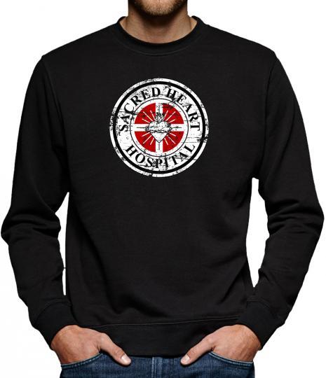 TLM Sacred Heart Hospital Sweatshirt Pullover Herren