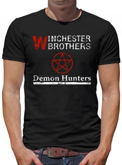 Winchester Demon Hunters T-Shirt