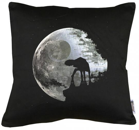 Moon AT-AT Kissen mit Füllung 40x40cm