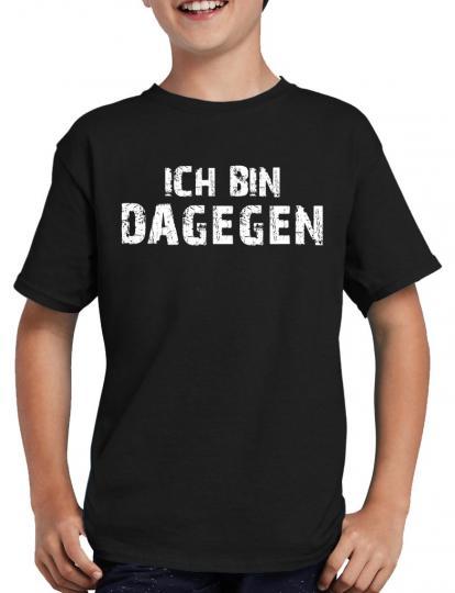 Ich bin dagegen T-Shirt