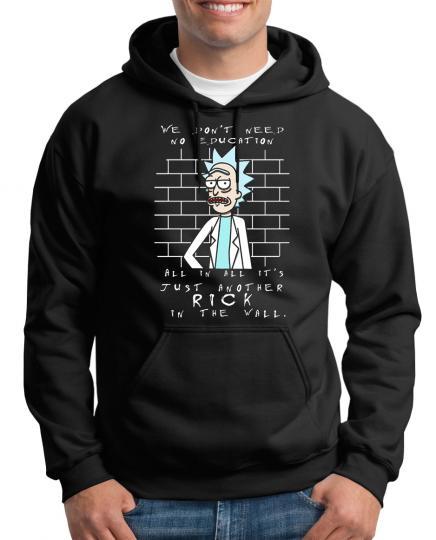 Rick in the Wall Kapuzenpullover