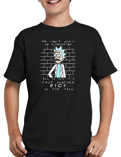 Rick in the Wall T-Shirt