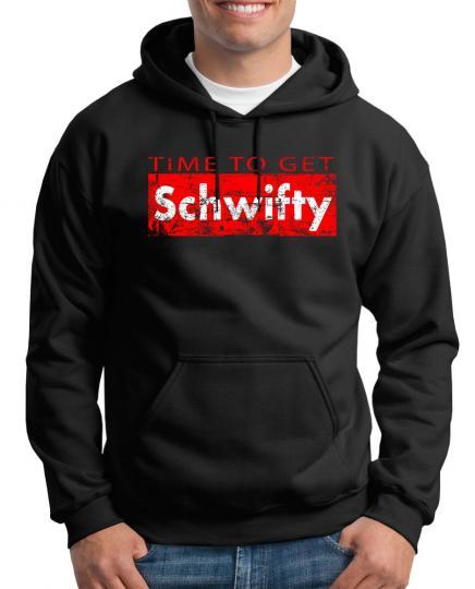 Time to get Schwifty Kapuzenpullover