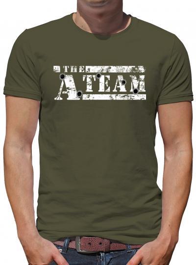 The A-Team Logo Bullit T-Shirt