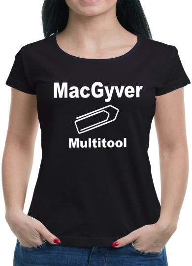 MacGyvers Multitool T-Shirt