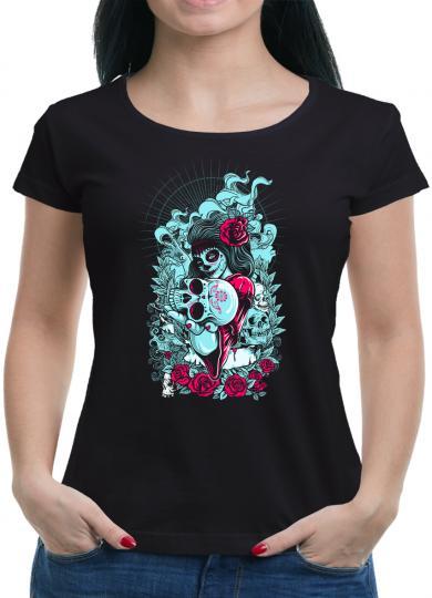 La Catrina Muerte T-Shirt