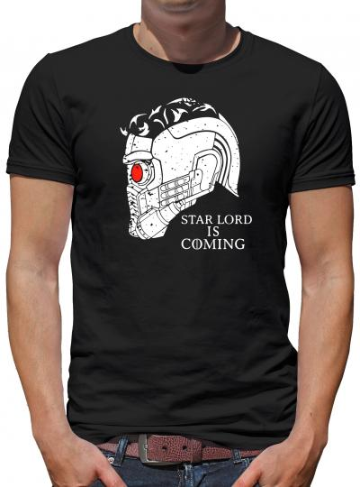 Starlord is Coming T-Shirt