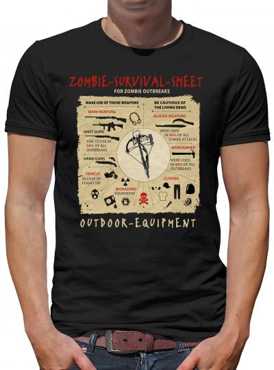 Survive Sheet T-Shirt