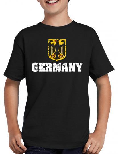 Fuáball-Weltmeisterschaft T-Shirt