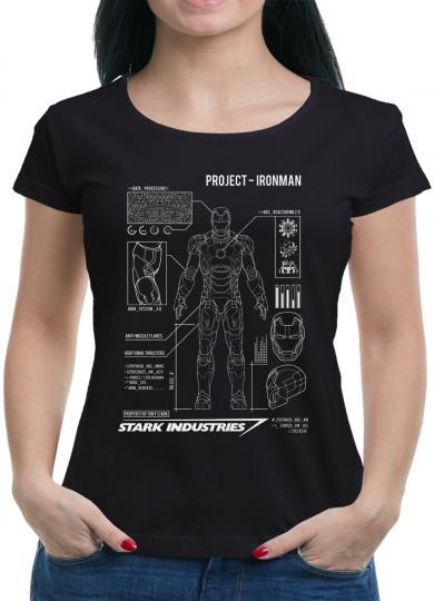 Project Ironman T-Shirt