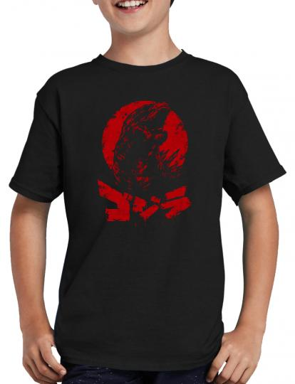 Japan Godzilla T-Shirt