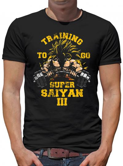 Training to go T-Shirt