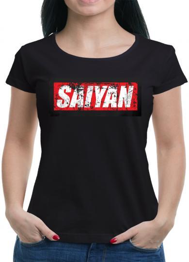 Saiyan Logo T-Shirt