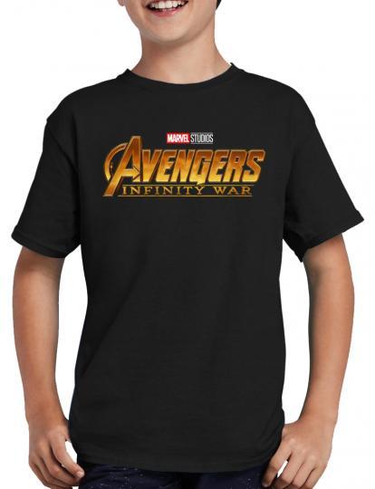 Avengers Infinity War Logo T-Shirt