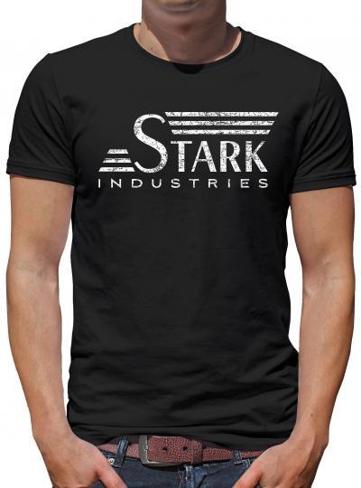 Stark Industries Retro T-Shirt