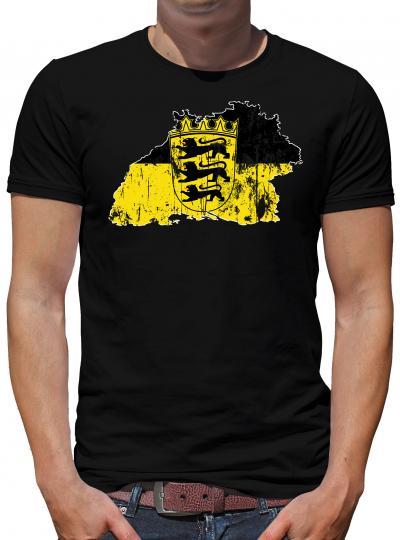 Baden Württemberg Bundesland T-Shirt
