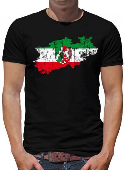 Nordrhein Westpfalen Bundesland T-Shirt
