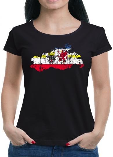 Mecklenburg Vorpommern Bundesland T-Shirt
