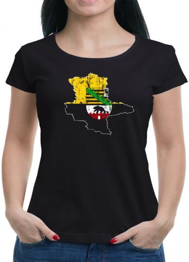 Sachsen Anhalt Bundesland T-Shirt