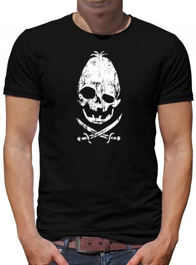 Sloth Fratelli Restaurant Head Fun Data Goonies Piraten Bones T-Shirt