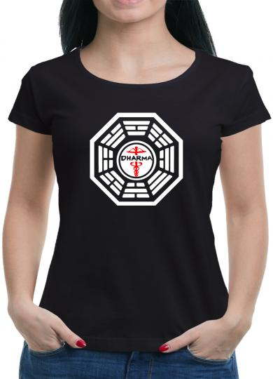 Dharma Lost The Staff Logo T-Shirt