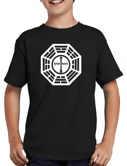 Dharma Lost The Arrow Logo T-Shirt