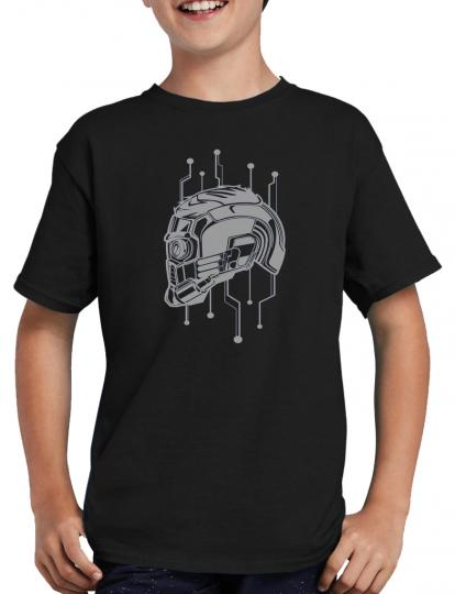 Starlord Mask T-Shirt