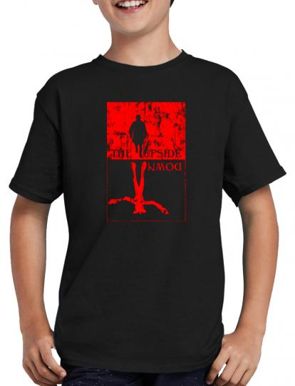 Stanger Upside Down Things T-Shirt