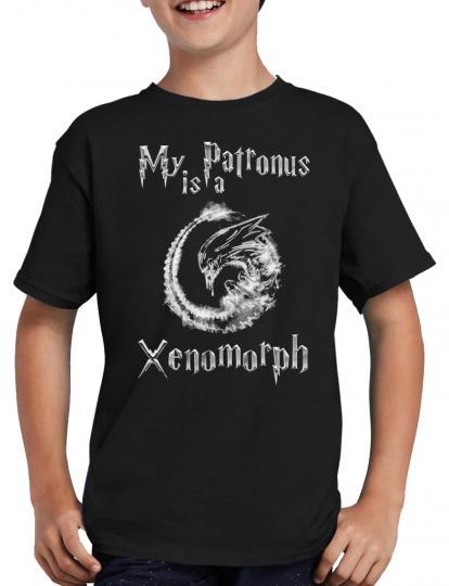 My Patronus is a Xenomorph T-Shirt