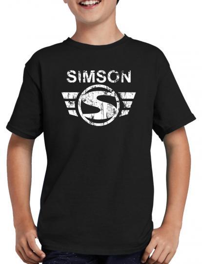 Simson Logo T-Shirt