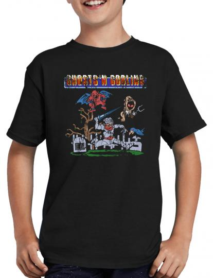 Ghost N Goblins Arcade Gamer T-Shirt