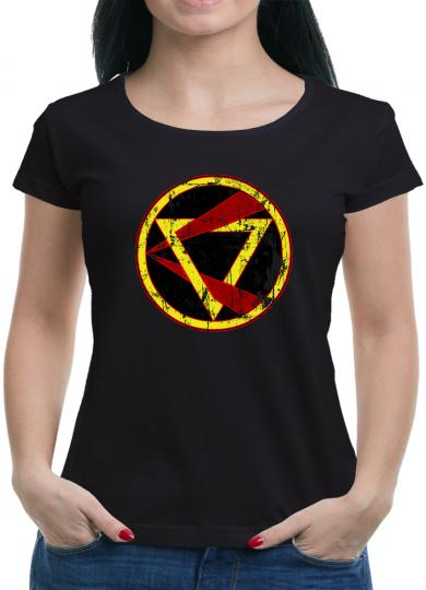 Battlestar Cylon Symbol Logo T-Shirt