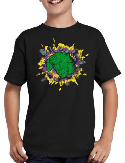 Hulk Smashing T-Shirt