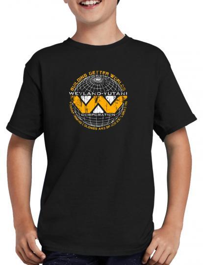 Weyland Yutani Colonies T-Shirt
