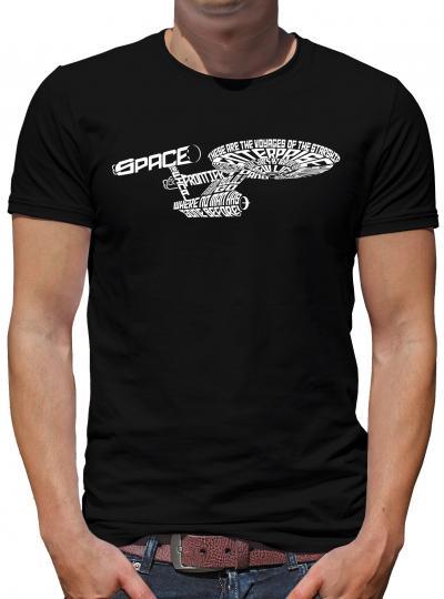 Enterprise Script T-Shirt