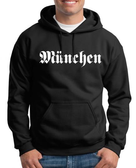 München Städte Kapuzenpullover