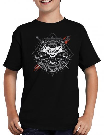 Monster Hunter T-Shirt Wolf