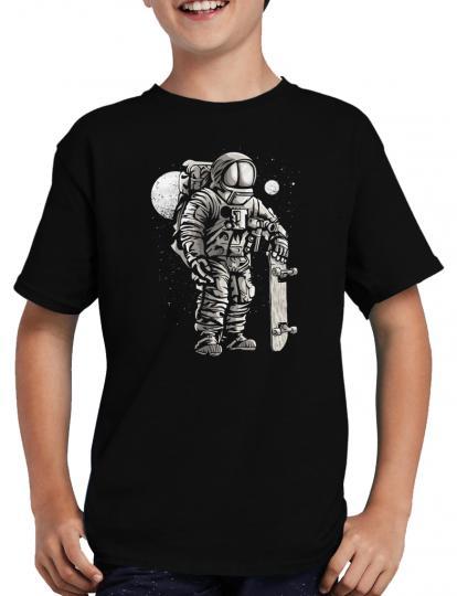 Astronaut Skater T-Shirt Nasa