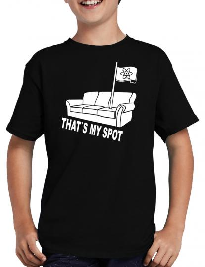 Thats my Spot T-Shirt Sheldon Theory