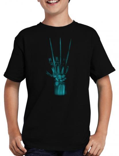 X-Ray Claw T-Shirt X Logan Men