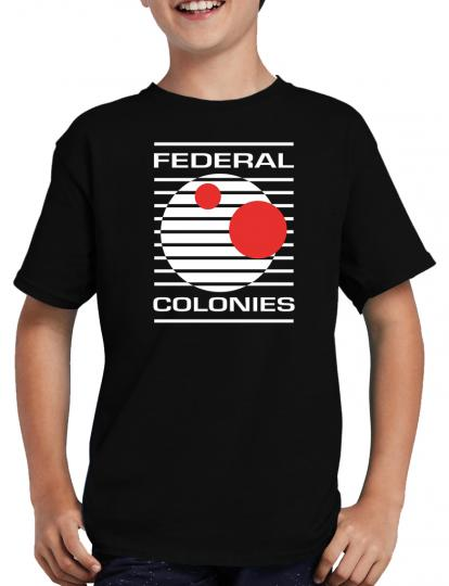 Federal Colonies T-Shirt Recall