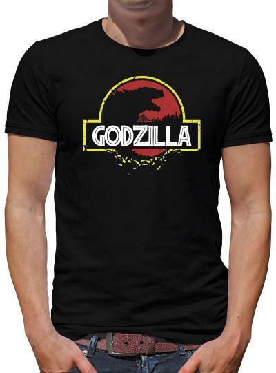 Godzilla Park T-Shirt Japan Rim Tokyo