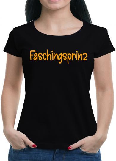 Faschingsprinz T-Shirt  Lustig Sprüche Fun