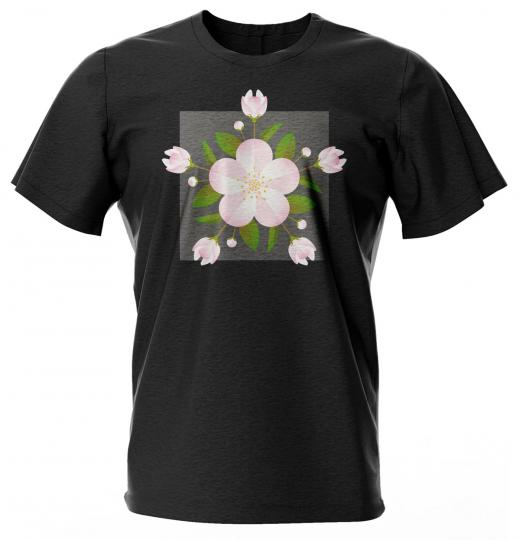 TSP Exclusive T-Shirt Apfelblüte