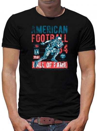 TShirt-People American Football T-Shirt Herren