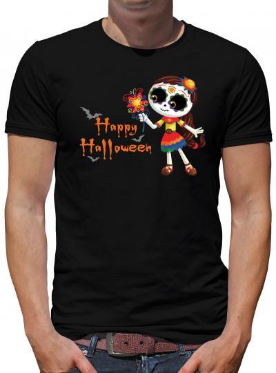 TShirt-People Halloween Girl T-Shirt Herren